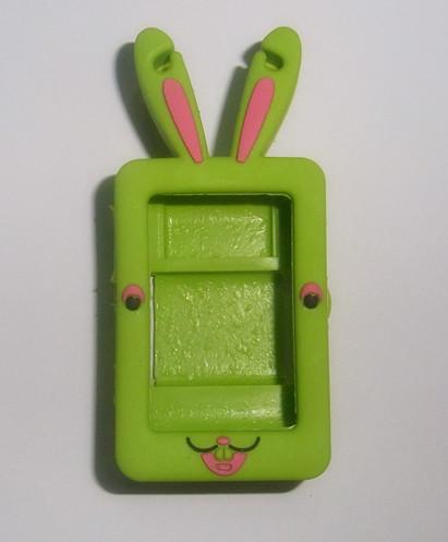 硅胶兔耳手表带