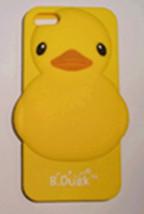 大黄鸭硅胶手机套